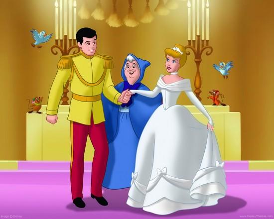 Золушка обои фото картинки и принц