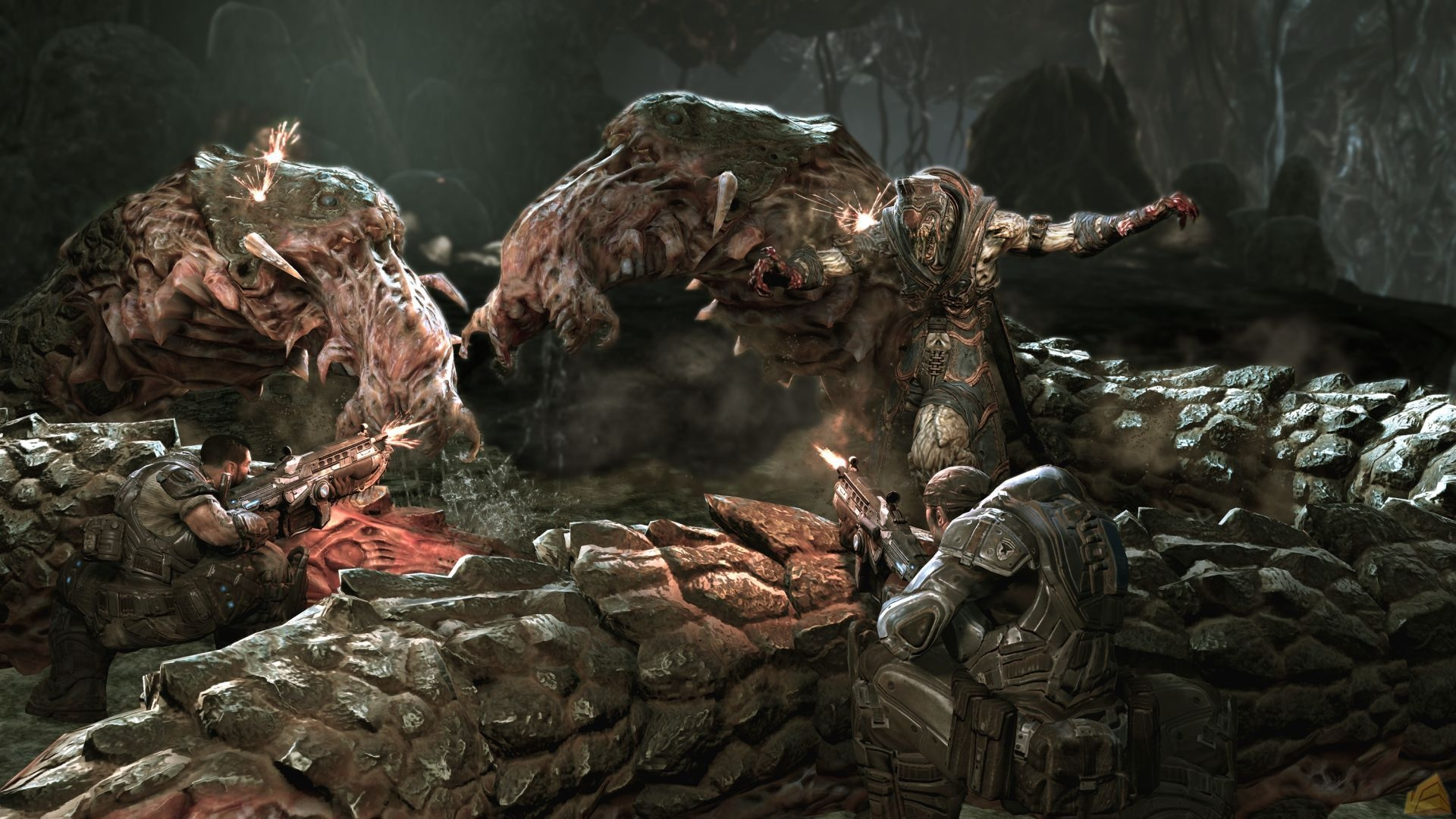 Обои Gears of war, фото
