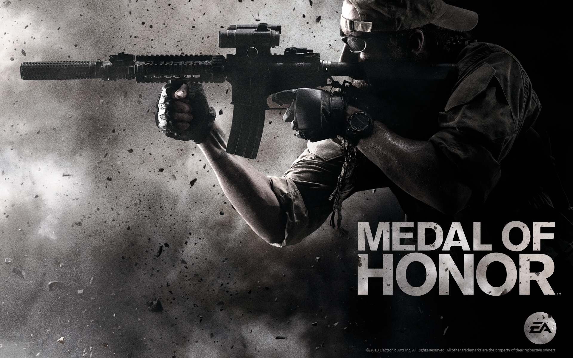 Обои Medal of honor, фото