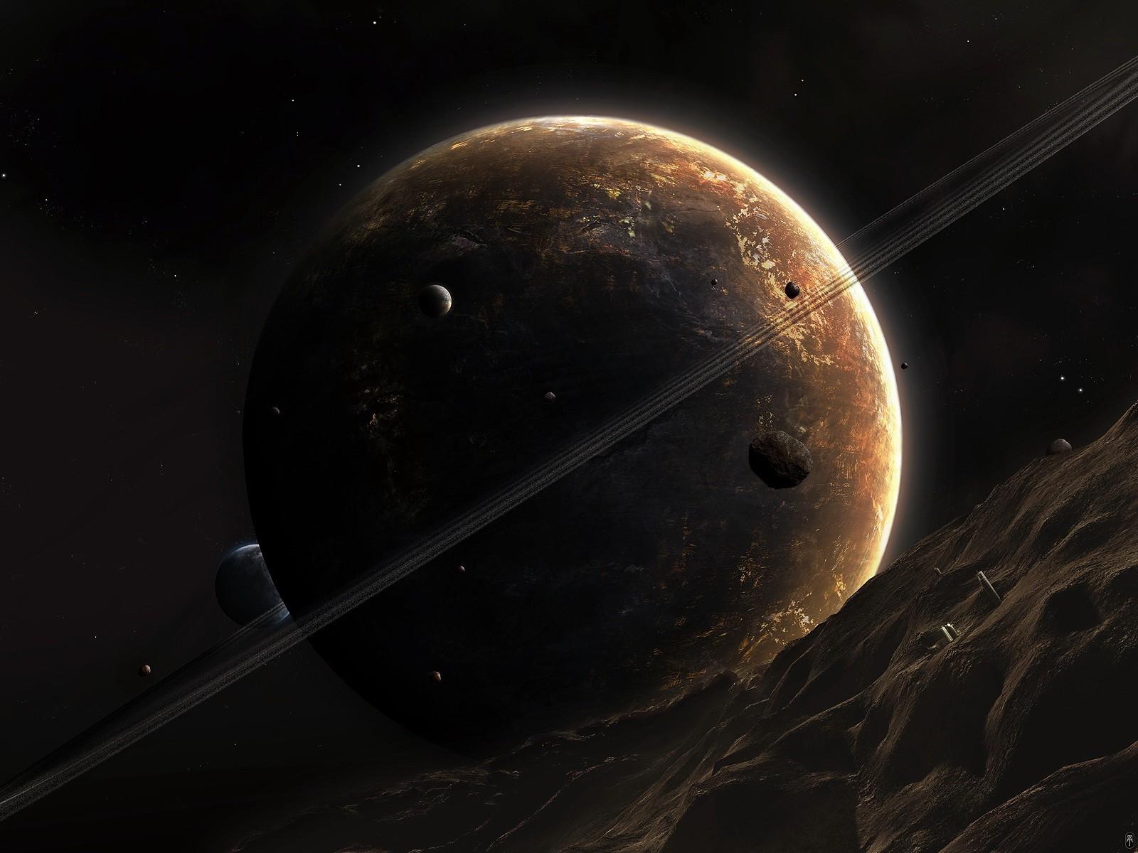 Рассвет на других планетах фото