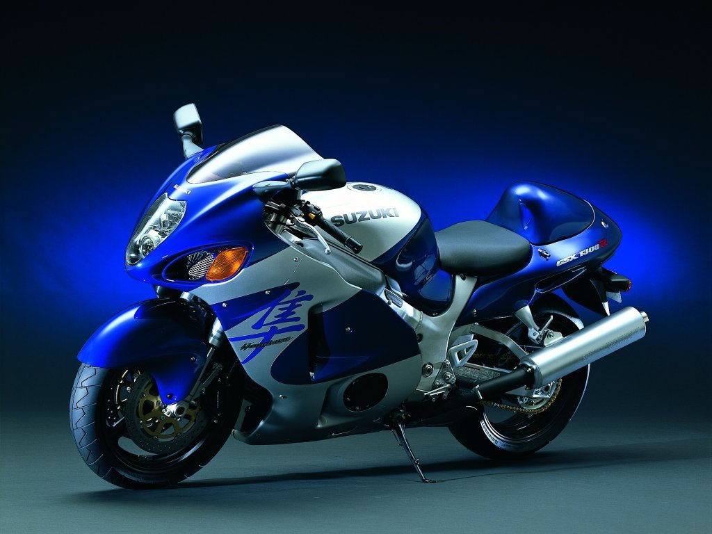 Мотоциклы suzuki gsx 1300r hayabusa