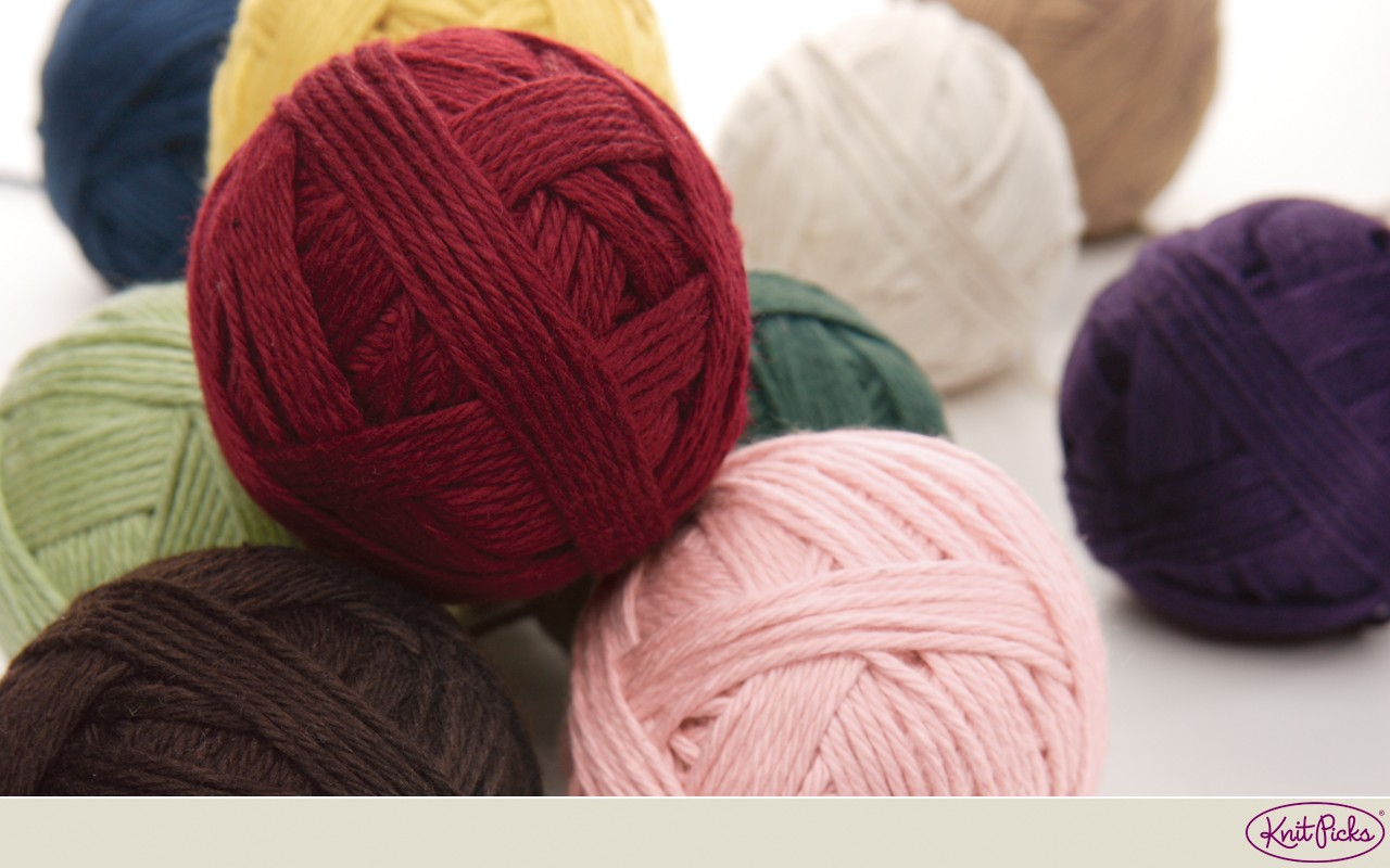 Вязание шерстью