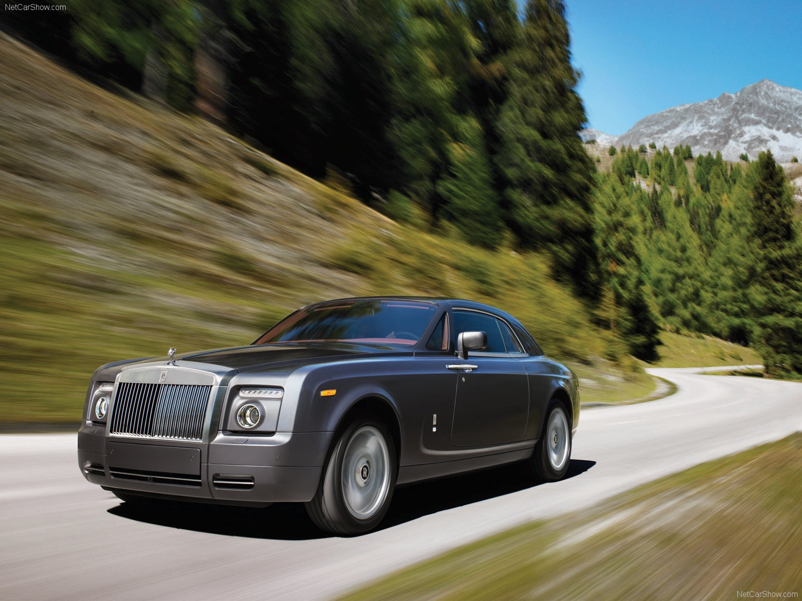 Обои Rolls Royce Phantom Coupe, фото