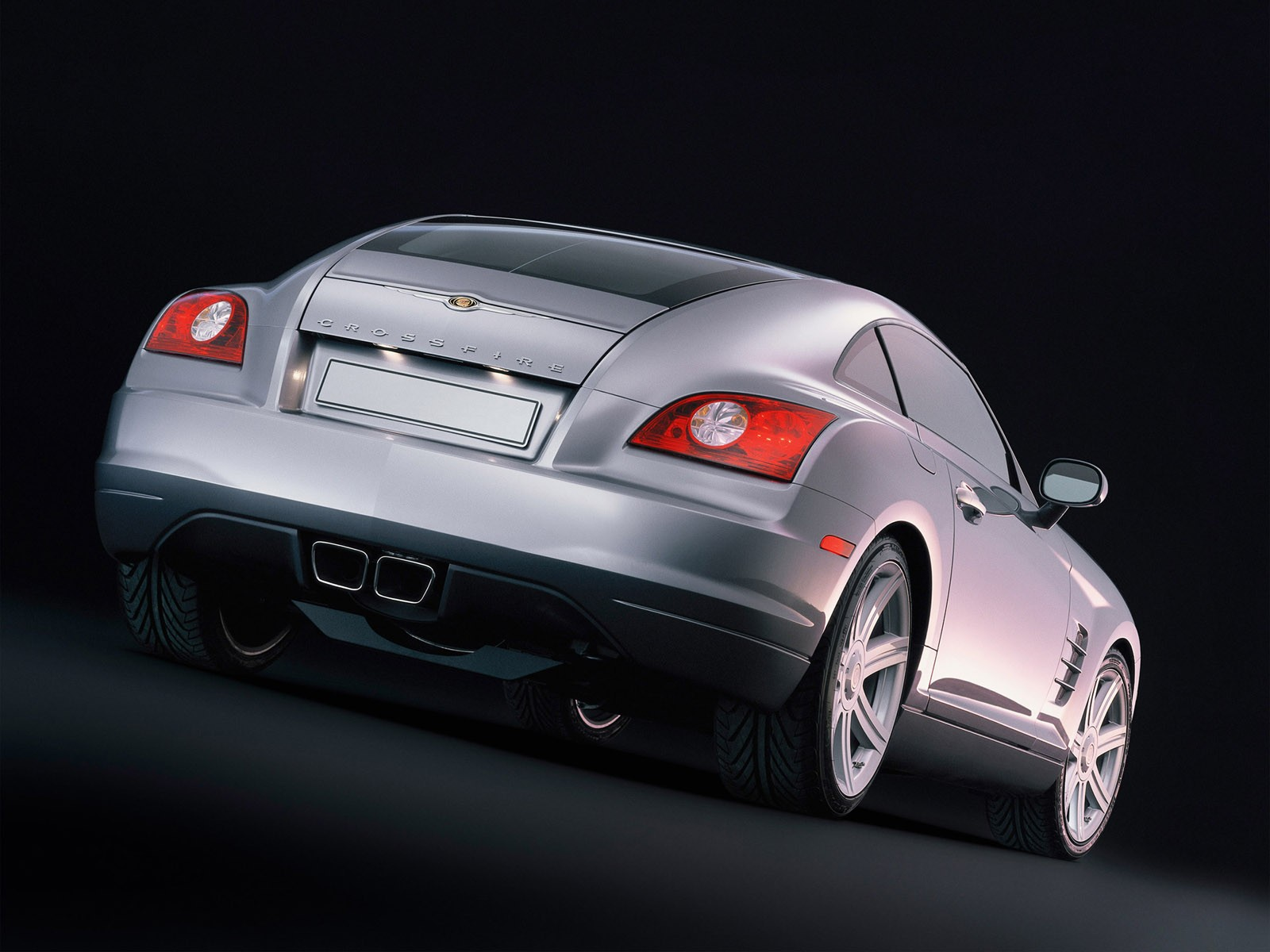 Обои Chrysler Crossfire, фото