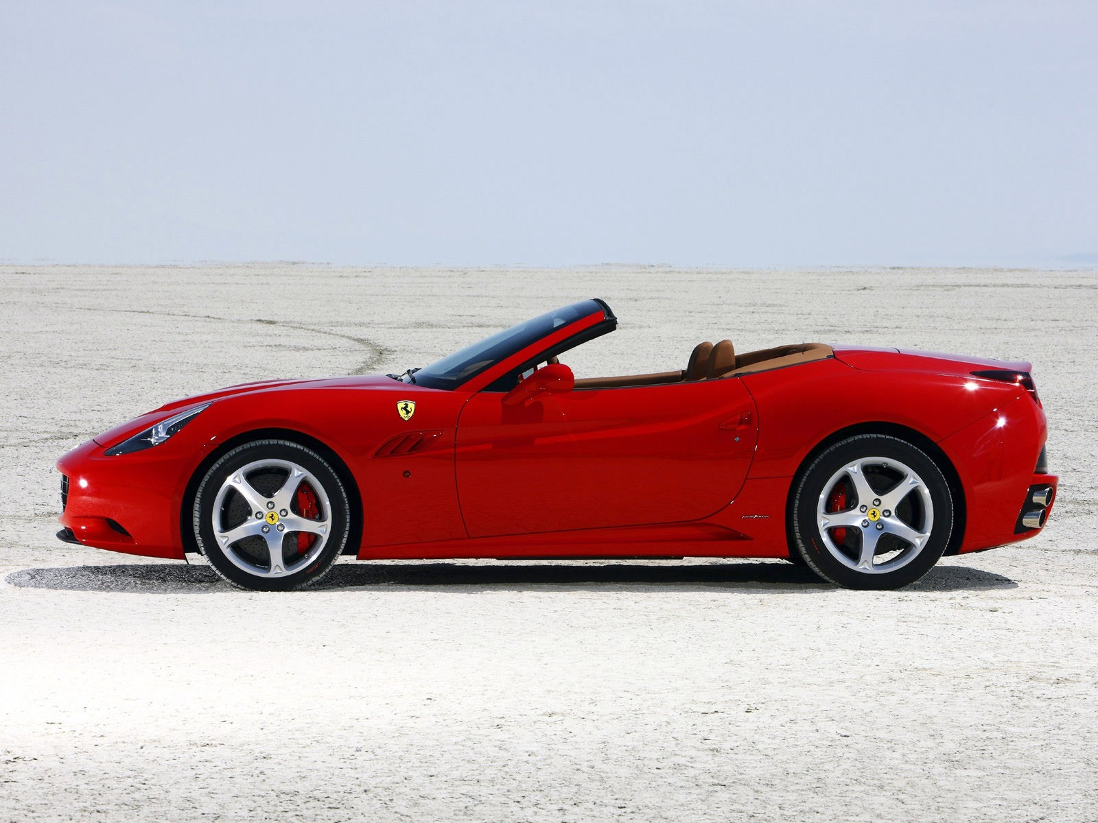 Обои Ferrari California, фото