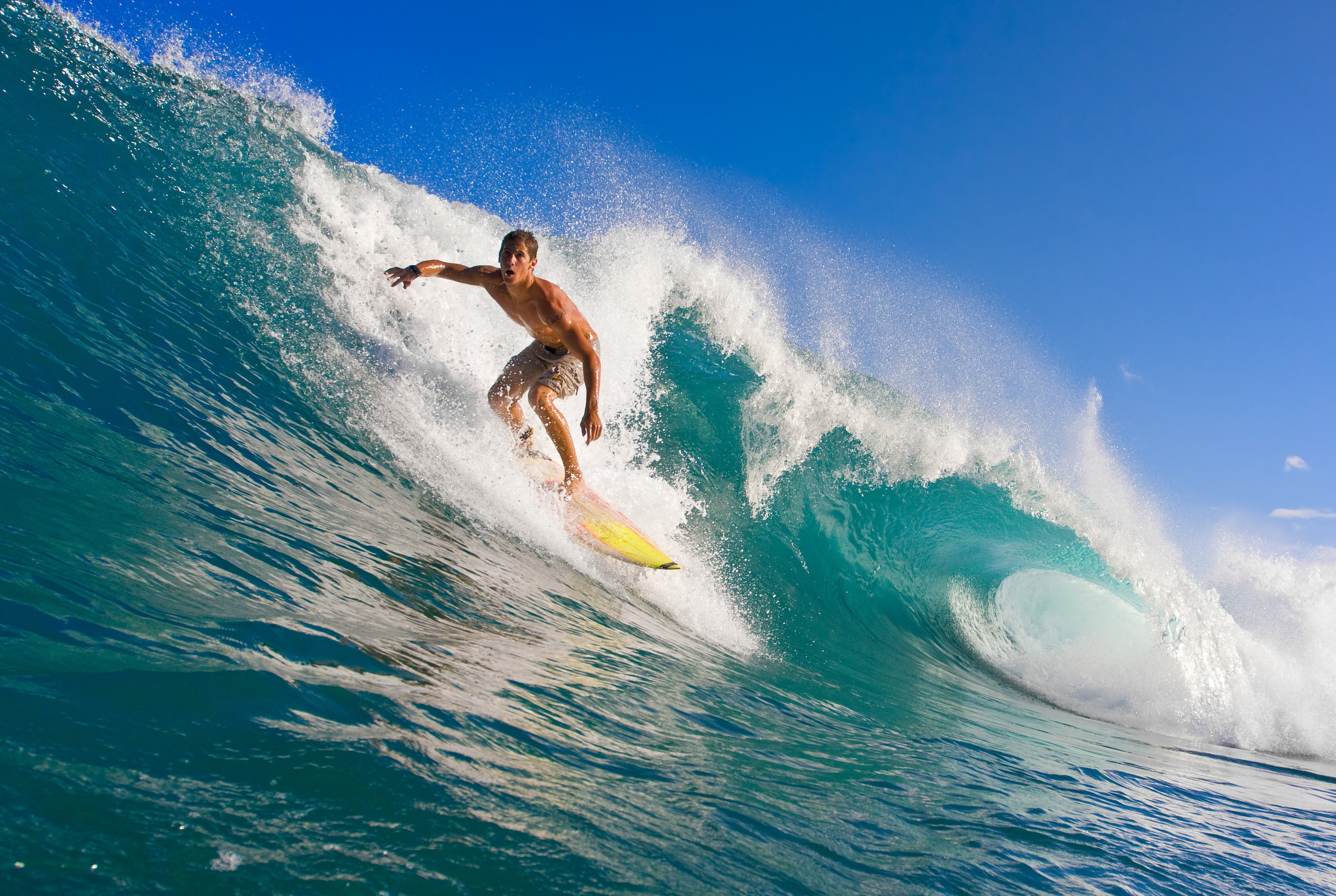 surfing is a sport essay Windsurfing is a surface water sport that combines elements of surfing and sailing it consists of a board usually 25 to 3 meters long, with displacements typically.