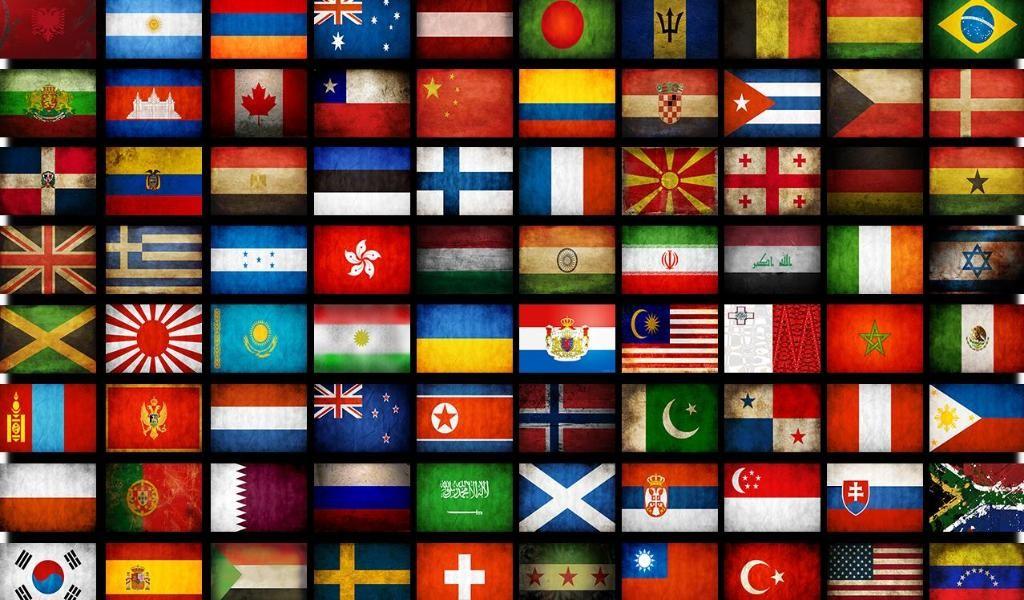 Флаги обои флаги стран