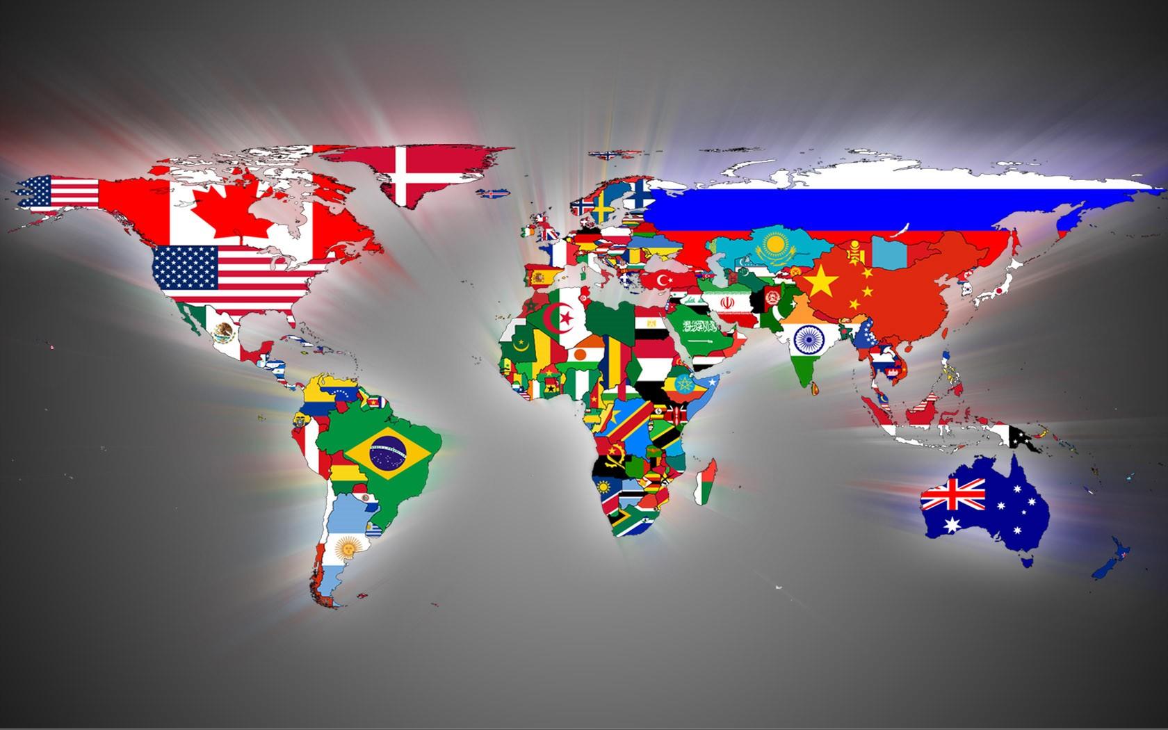 Флаги обои флаги всех стран мира