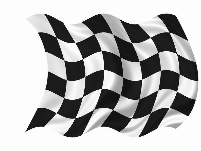 флаг гонки