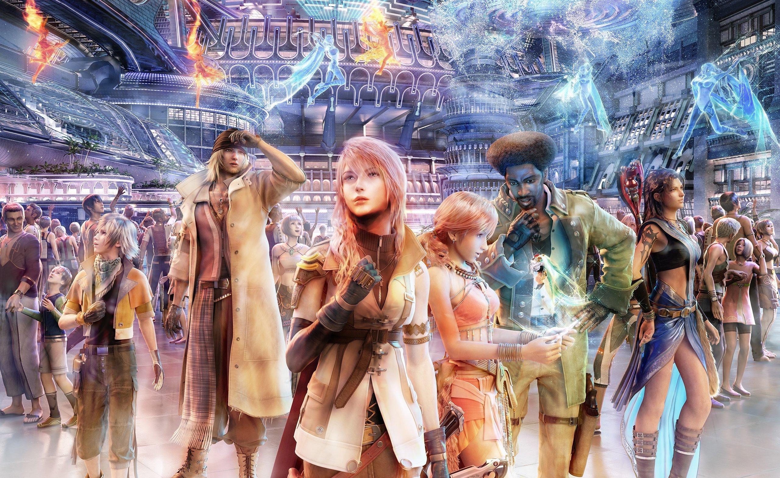 Final Fantasy Картинки Скачать Бесплатно