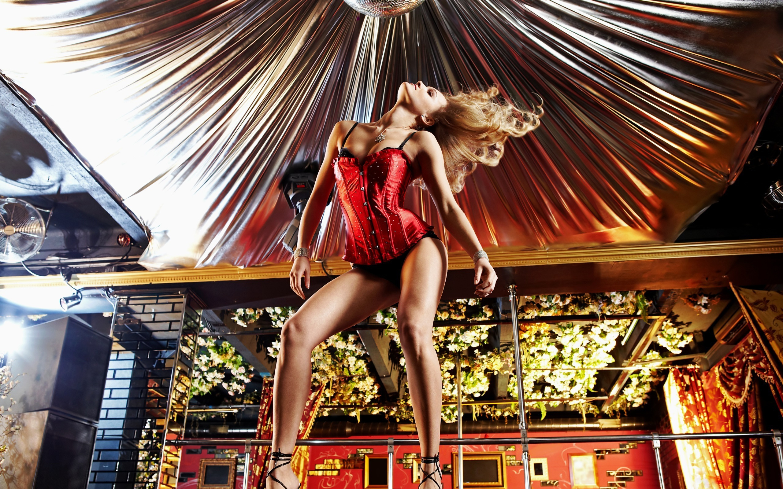 Фото стриптизёрш танцующих 21 фотография