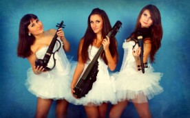 Трио Violin Group DOLLS